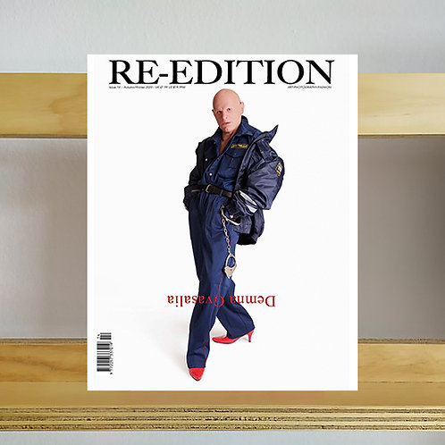 Re-Edition Magazine - Issue 14 - Reading Room
