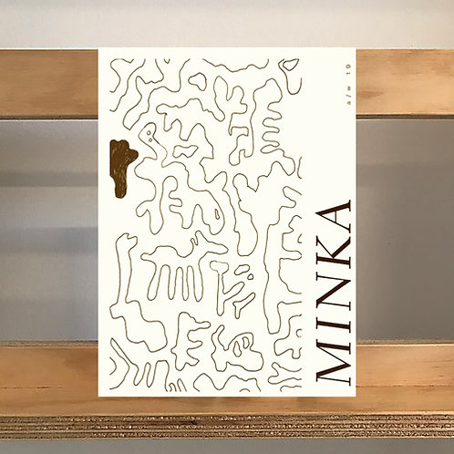 Minka Magazine - Issue 1 - Reading Room