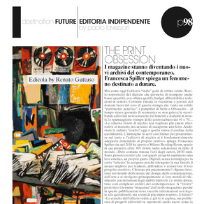 ICON | The Print Obsession