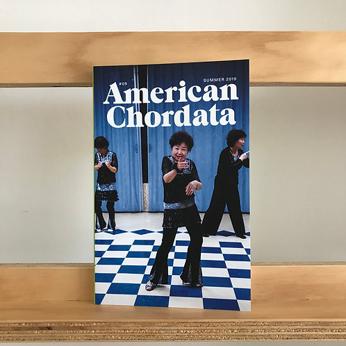 American Chordata Magazine - Issue 9 - Reading Room