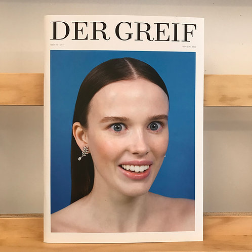 Der Greif Magazine - Issue 10 - Reading Room