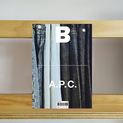 Magazine B Brand Balance - A.P.C. Issue - Reading Room