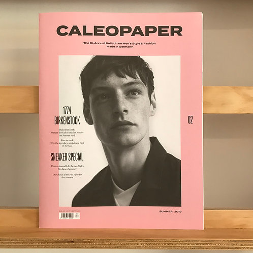 CALEO Magazine - Issue 2 - Reading Room