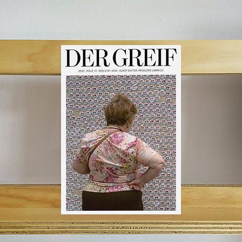 Der Greif Magazine - Issue 13 - Reading Room