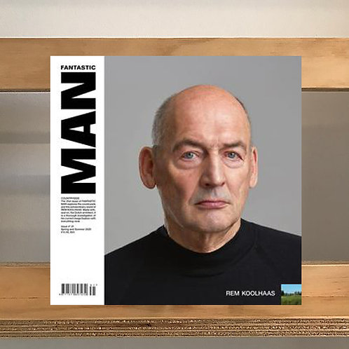 Fantastic Man Magazine - Issue 31 - Reading Room