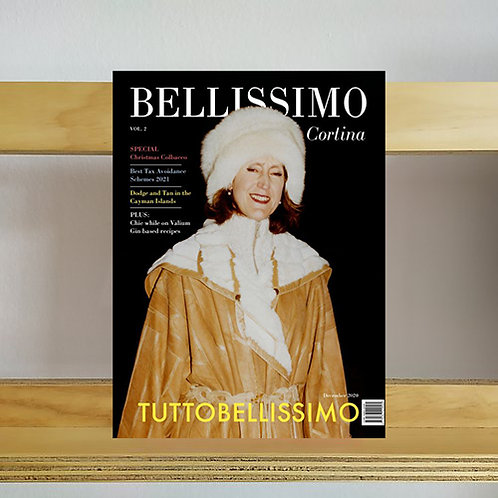 Bellissimo Magazine - Issue 2 - Reading Room
