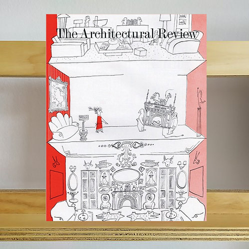 The Architectural Review Magazine - Issue 1471 - Reading Room