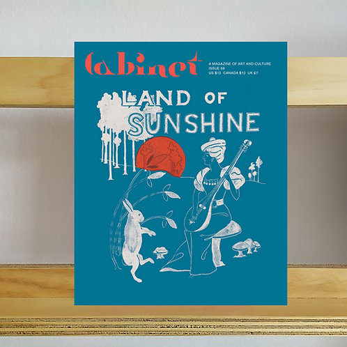 Cabinet Magazine - Issue 66 - Reading Room