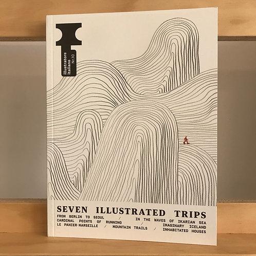 Illustratore Italiano Magazine - Issue 10 - Reading Room