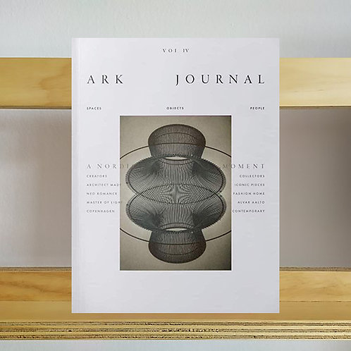 Ark Journal Magazine - Issue 4 - Reading Room