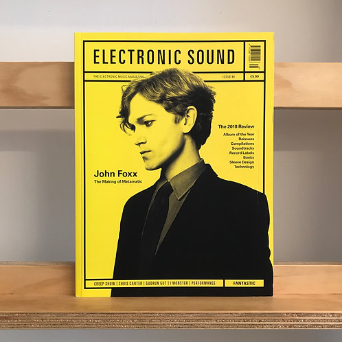 Electronic Sound Magazine - Issue 48 - Reading Room