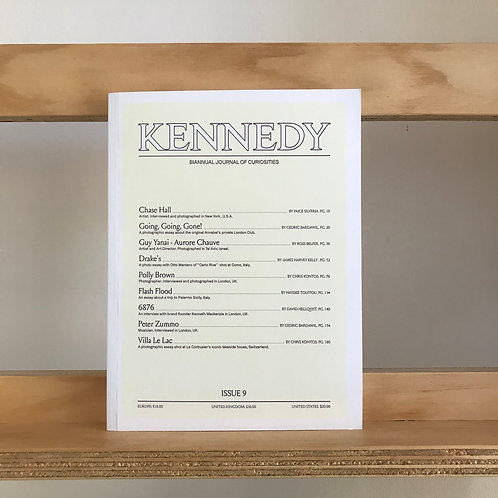 Kennedy Magazine - Issue 9 - Reading Room