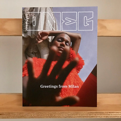 Oneg Magazine - Issue 3 - Reading Room
