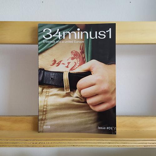 34minus1 Issue 1 Reading Room