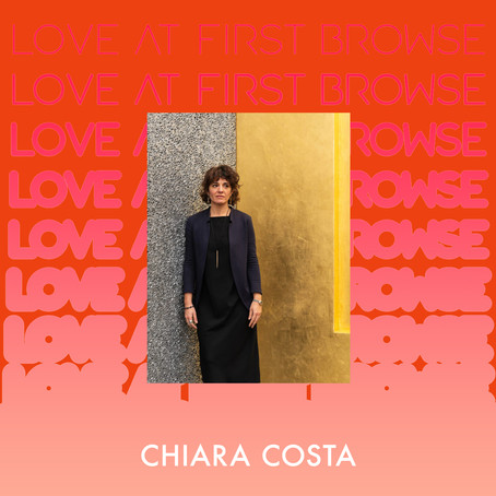 Love at First Browse / Chiara Costa