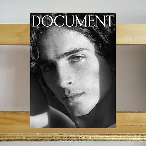 Document Journal Magazine - Issue 17 - Reading Room