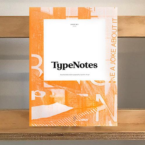 TypeNotes Magazine - Issue 3 - Reading Room