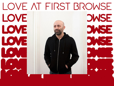 Love at First Browse / Roberto Maria Clemente