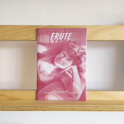Frute Magazine - Issue 3 - Reading Room