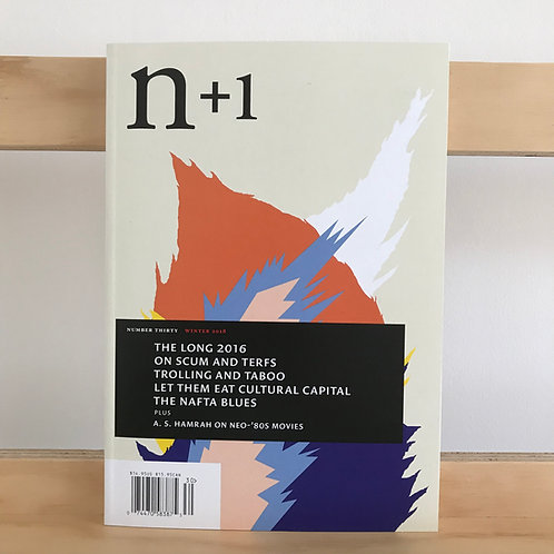 N Plus 1 Magazine - Issue 30 - Reading Room