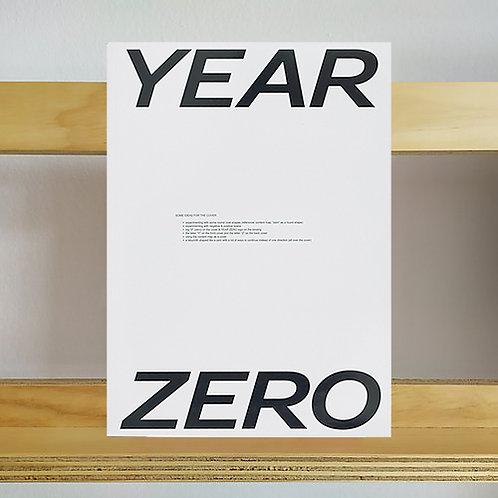 Year Zero Magazine - Issue 3 - Reading Room