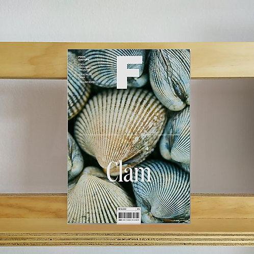Magazine F - Clam Issue - Reading Room