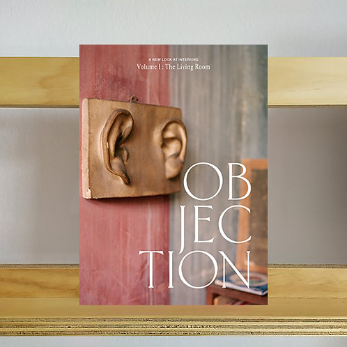 Objection Magazine - Issue 1 - Reading Room