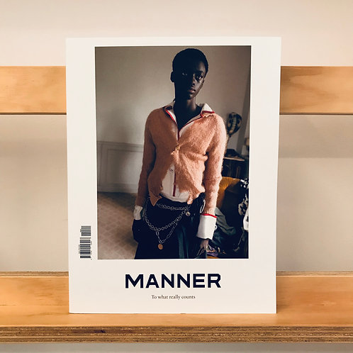 Manner Magazine - Issue 1 - Reading Room