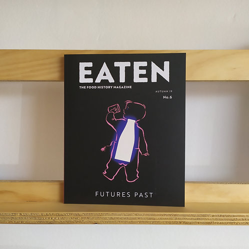 Eaten Issue 6 Reading Room