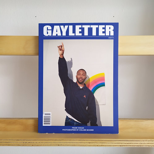 Gayletter Issue 10 Reading Room