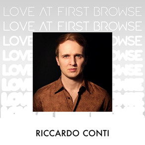 Love at First Browse / Riccardo Conti