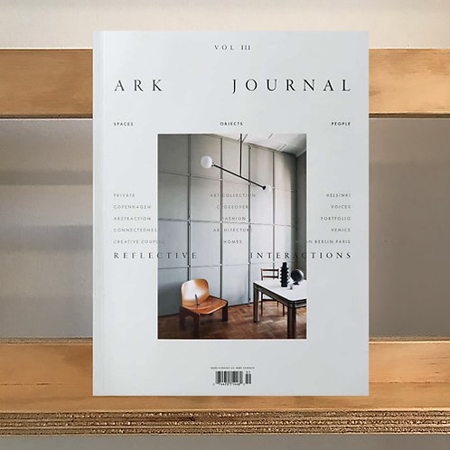 Ark Journal Magazine - Issue 3 - Reading Room