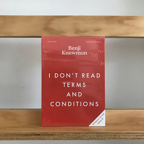 Benji Knewman Magazine - Issue 10 - Reading Room