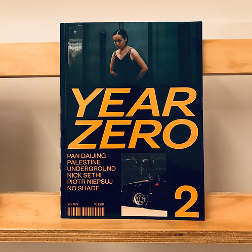 Year Zero Magazine - Issue 2 - Reading Room