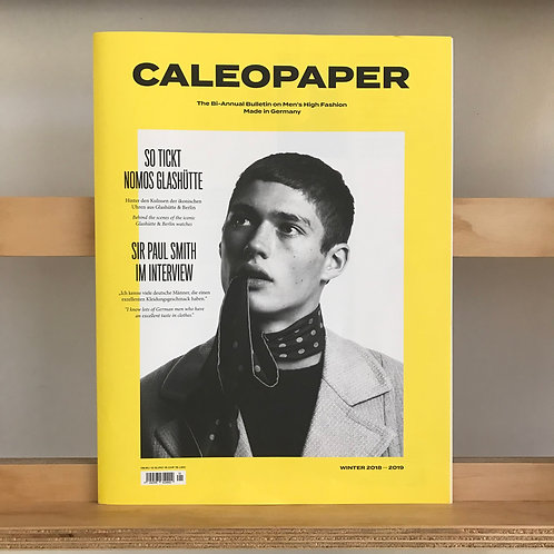 CALEO Magazine - Issue 1 - Reading Room