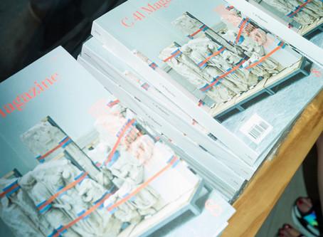 C41 Magazine #8 | Launch