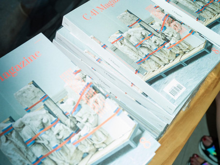 C41 Magazine #8 | Launch