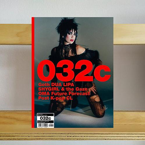 032C Magazine - Issue 39 - Reading Room