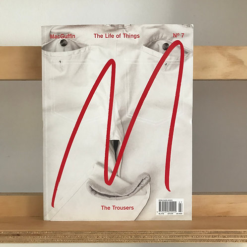 MacGuffin Magazine - Issue 7 - Reading Room