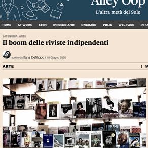 Alley Oop - IlSole24Ore | Il boom delle riviste indipendenti
