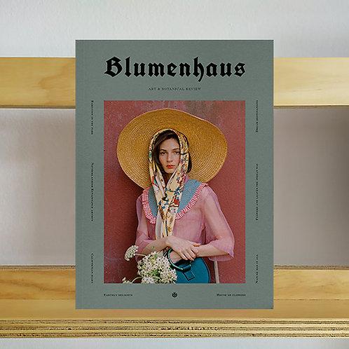 Blumenhaus Magazine - Issue 1 - Reading Room