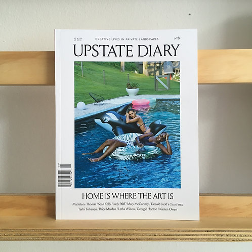 Upstate Diary Issue 8 Reading Room