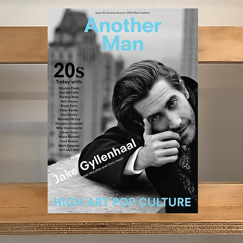 Another Man Magazine - Issue 30 - Reading Room