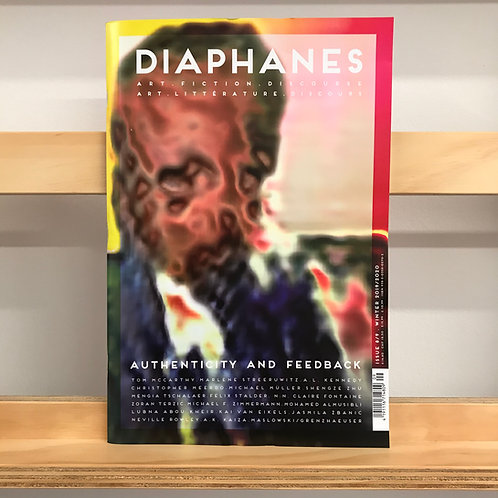 Diaphanes Magazine - Issue 8-9 - Reading Room