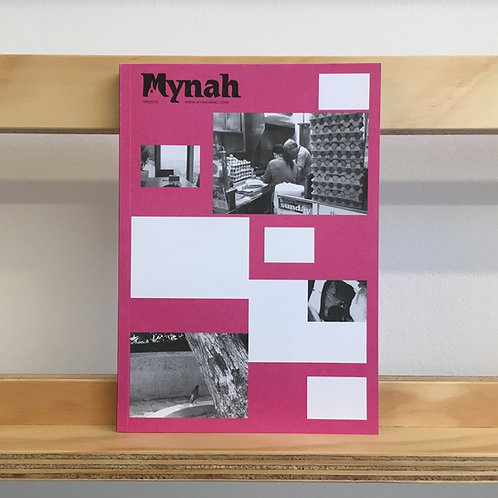 Mynah Magazine - Issue 2 - Reading Room