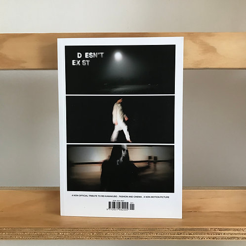 Doesn't Exist Magazine - Issue 1 Volume 2 - Reading Room
