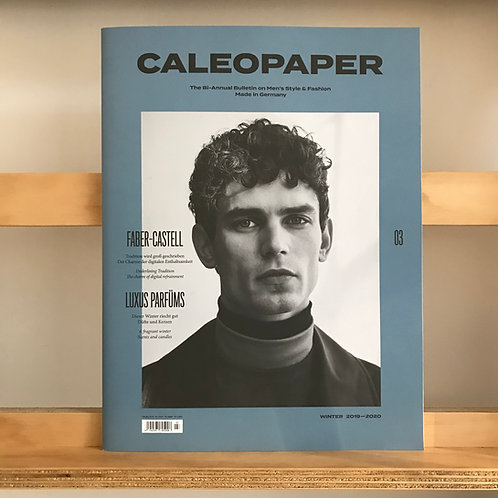 CALEO Magazine - Issue 3 - Reading Room