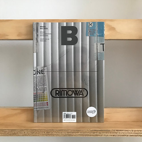 B Magazine - Rimowa Issue - Reading Room