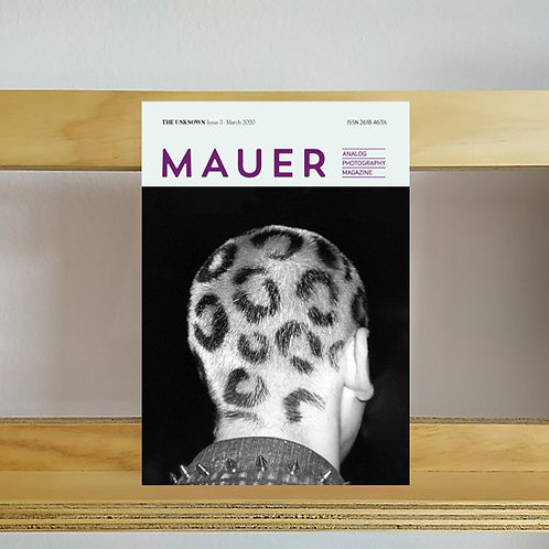Mauer Magazine - Issue 3 - Reading Room