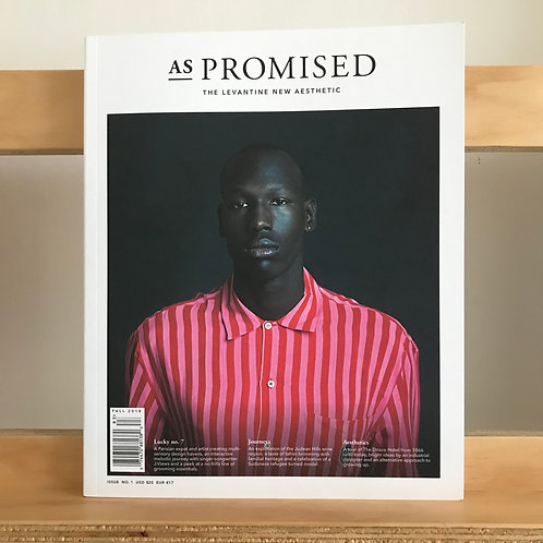 As Promised Magazine - Issue 1 - Reading Room
